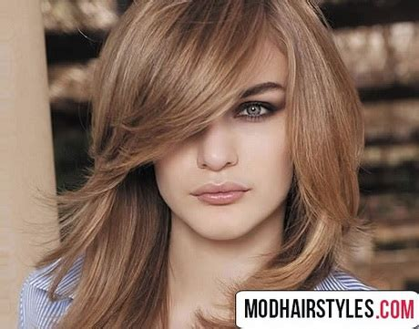 above the shoulder layered hairstyles shoulder length haircuts 2016