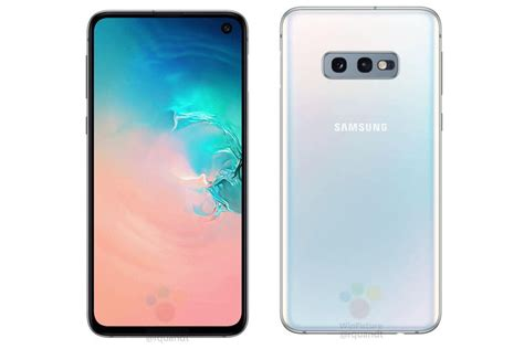 Samsung Galaxy S10 Cost by Samsung S Lower Cost Galaxy S10 Has Leaked The Verge