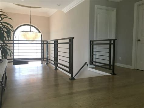 Just Two Fabulous Staircases by Fabulous Wrought Iron Stair Railings Interior Founder