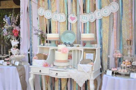 diy wedding table backdrop five ribbon backdrop ideas for your diy wedding onewed