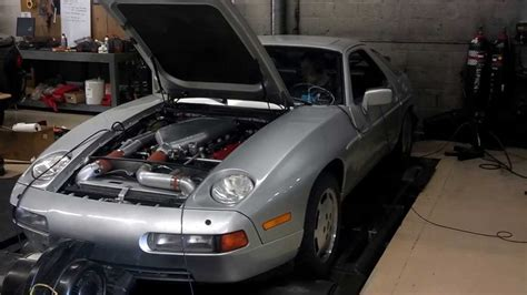 Porsche 928 Turbo by 88 Porsche 928 Twin Turbo Dyno E85 941 Whp 751 Ft Lbs