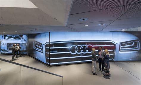 City Audi by Digital Signage Explorer Invidis