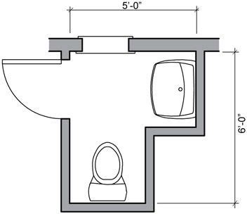 half bath floor plans half bath floor plan ideas 24 square foot half bath with