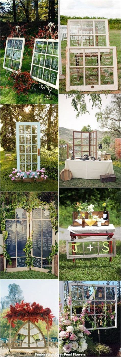 17 Best ideas about Wedding Window Decorations on