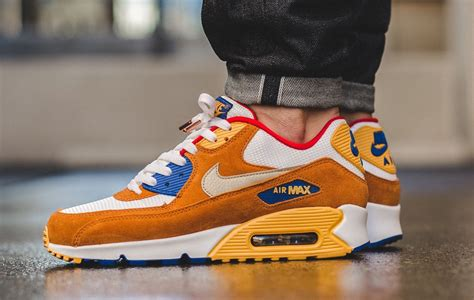 Nike Airmax90 For 1 nike air max 90 curry sneaker bar detroit