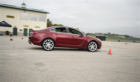 buick gs regal 2016 buick regal gs track test gm authority
