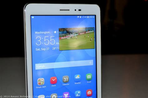 Pasaran Tablet Huawei pandang pertama honor tablet hadir dengan sokongan telefoni bersaiz 8 inci rm599 amanz