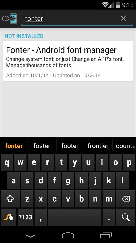 how to install fonts on android how to change fonts on a per app basis for android 171 nexus