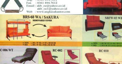 Sofa Bed Murah Di Bali angkasa bali furniture distributor kursi meja kantor bali