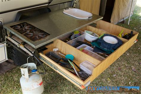 Camping Kitchen Ideas kitchen diy camper