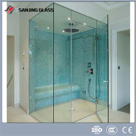 Tempered Glass Shower Door With En12150 1 Buy Glass Tempered Glass Shower Door