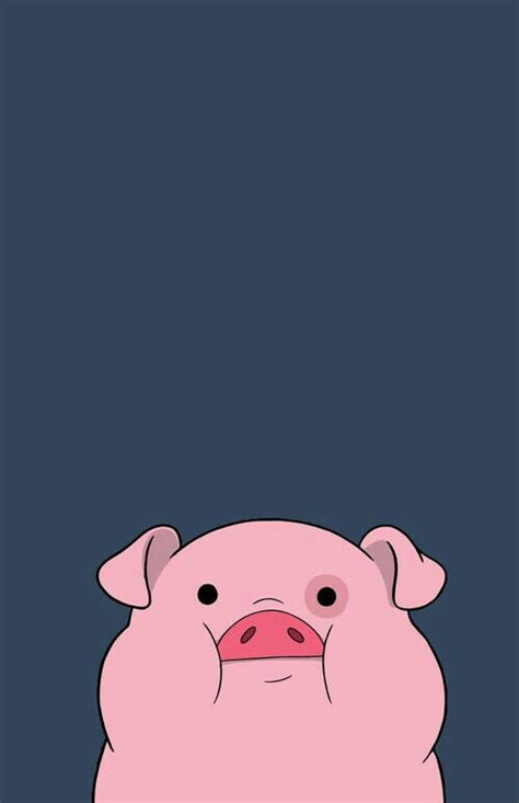 wallpaper cartoon pig gravity falls wallpaper pinterest gravity falls