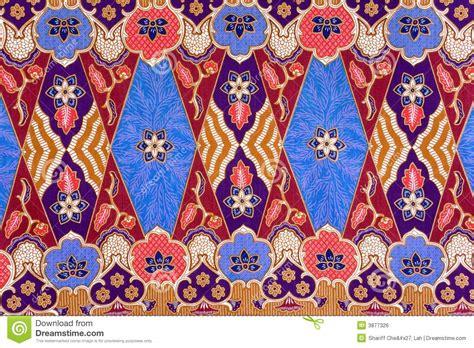 textile pattern indonesia indonesian batik pattern royalty free stock image image