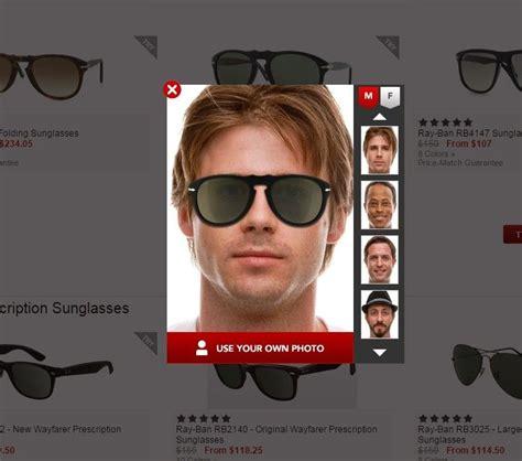 glasses try on tool try eyeglasses sunglasses