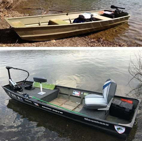 jon boat bass boat conversion 17 best images about boat on pinterest bass boat light