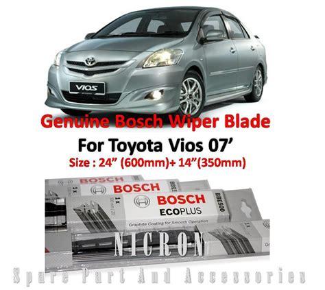 Wiper Toyota Vios Bosch Aerofit 2414 toyota vios 07 size 24 14 genuin end 3 24 2019 12 15 am