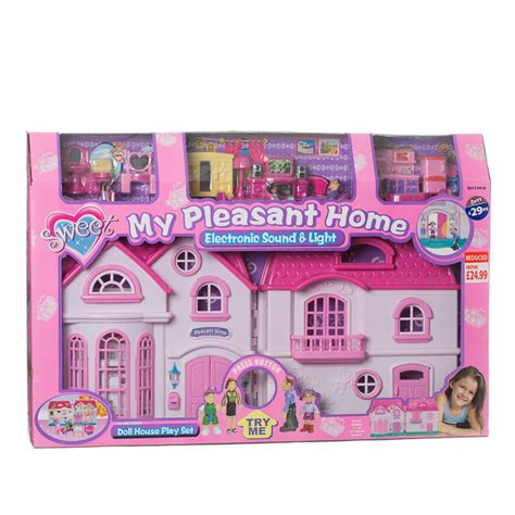 my doll house game b m