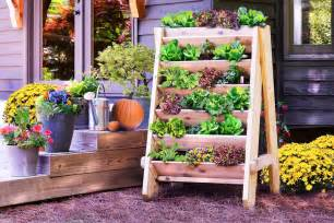 Vertical Gardening Pdf How To Build A Vertical Herb Or Lettuce Planter