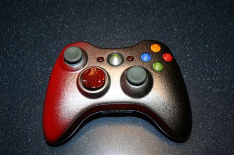 painting xbox 360 diy xbox 360 controller mods