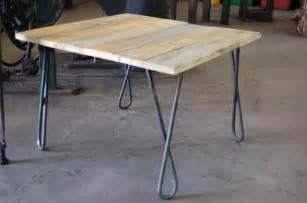 hairpin leg furniture creating pallet furniture with hairpin legs