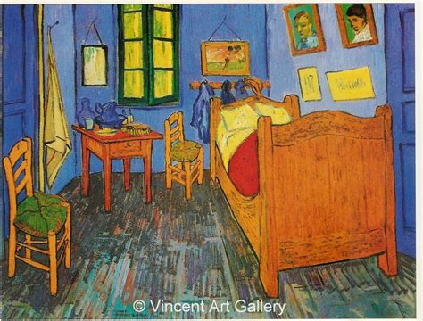 bedroom at arles vincent s bedroom in arles by vincent van gogh oil