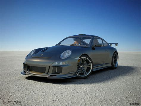 Porsche Tuned by Porsche 911 Gt3 Tuned V3 By Cipriany On Deviantart