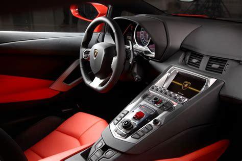 Inside Lamborghini Aventador Inside And Out Of The New Raging Bull 2012 Lamborghini