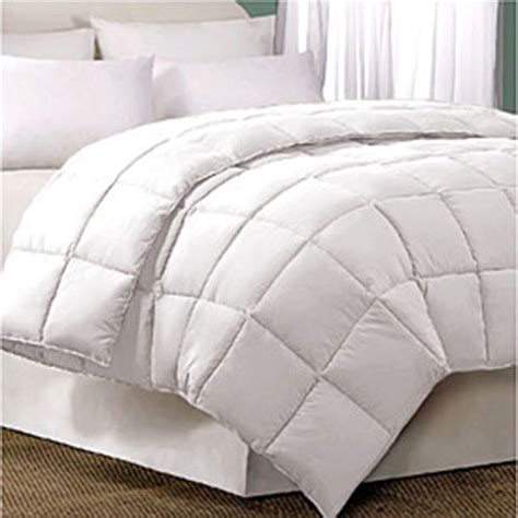 down comforter blue blue ridge microfiber feather down comforter white boscov s