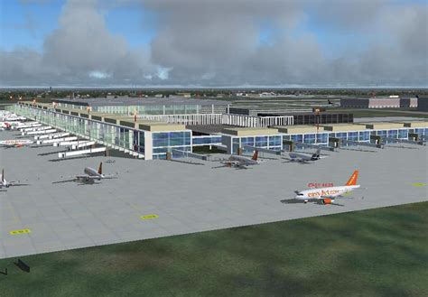 best airport for berlin berlin airport scenery for fsx