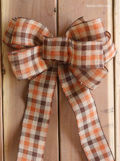 how to make a big bow for a wreath big bows wreaths and