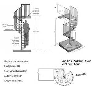 Staircase Dimensions Gallery Floor Deck Design Manual First Edition