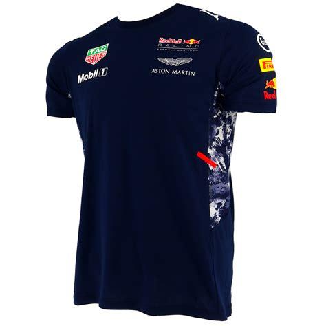 Oceanseven F1 Racing 58 T Shirt by Bull Infiniti F1 Racing Team Drivers T Shirt