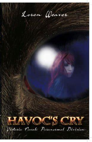 havocs cry victoria novak paranormal division  loren