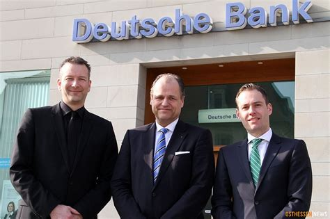 Firmen News Deutsche Bank In Fulda Festigt 2013 Ihre