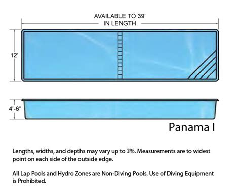 size of lap pool lap pool sizes designs in dc maryland and virginia