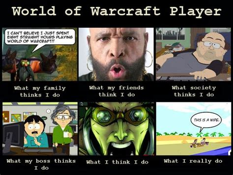 Wow Memes - world of warcraft meme humor pinterest world haha