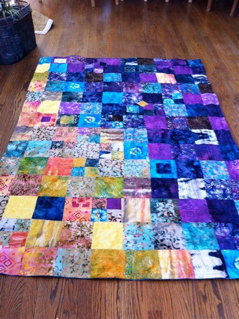 hippie quilt 425 00 via etsy craftworld