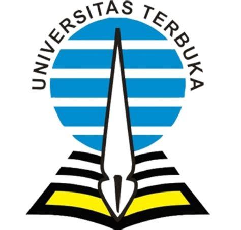 universitas terbuka bogor logo ut universitas terbuka kumpulan logo