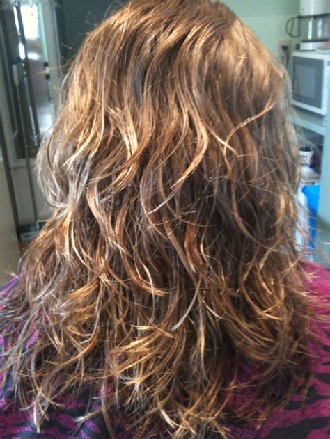 beach wave perm hairstyles wave perm for long hair short hairstyle 2013