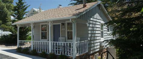 Prescott Az Cabins by Cedar Guest House Prescott Az Bed And Breakfast Lodging