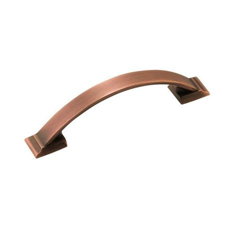 amerock cabinet hardware discount amerock candler 3 3 4 inch center to center brushed copper