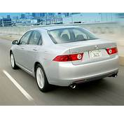 Acura TSX 2005 Photo 02 – Car In Pictures