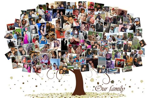 collage designs family collage design from photo set freelancer