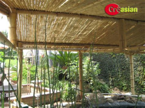 bamboo patio cover home design ideas and pictures