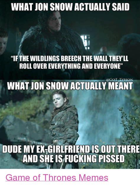 Jon Snow Memes - search jon snow memes on me me