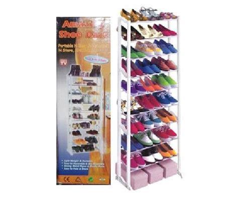 Amazing Shoes Rack Rak Sepatu Atau Sandal other clothing shoes accessories amazing shoe rack low postage was sold for r80 00 on