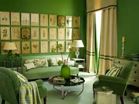 Green Colored Rooms by Can You Choose A Green Color For Living Room