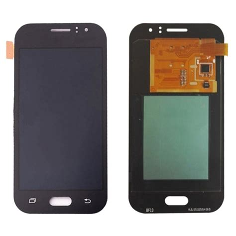 Lcd Samsung J110 J1 Ace Touchscreen Black Grade A replacement samsung galaxy j1 ace j110 lcd display
