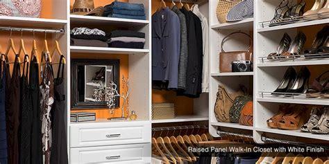 Custom Closets Nc by Custom Closets Walk In Reach In Closets