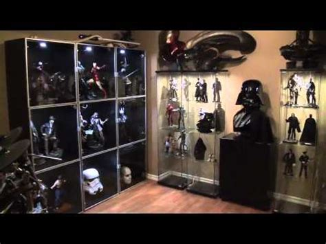 figure room apartment tour my gaming and figure collection doovi